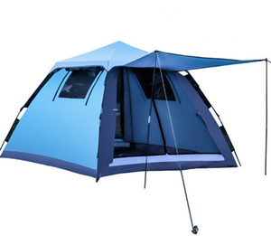 Wholesale Hot Selling Camping tent Instant Quick Cabana Hiking Tent Outdoor Automatic Foldable Sun Shelter Person Portable UV Protection