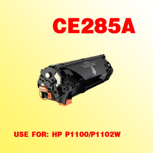 Wholesale toner for hp resale online - 285A CE285A A toner cartridge compatible for HP P1100 P1102W