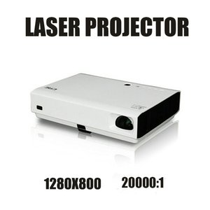 Wholesale Laser LED Lamp Projector P Full HD Projector WIFI Lumens Video HDMI Projector Android WIFI Bluetooth Home Theater