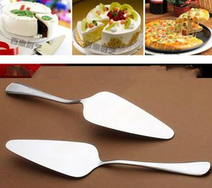 Wholesale Matel Stainless steel triangle shape knife Gear cake pizza server cake tools wedding party support or custom