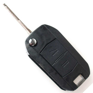 Guaranteed 100% 2BUTTON REMOTE FOB FLIP KEY Car CASE UPGRADE FOR VAUXHALL OPEL CORSA C MERIVA COMBO Free Shipping