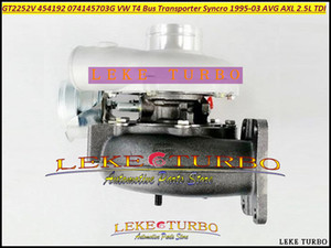 Wholesale vw transporter resale online - Turbo GT2252V G GX GV For VW T4 Transporter Syncro T4 Bus AVG AXL L