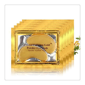 New PILATEN Eye Masks Collagen Crystal Gold Powder Crystal Eye Mask Skin Care Dark Anti Wrinkle Moisture Eye Care