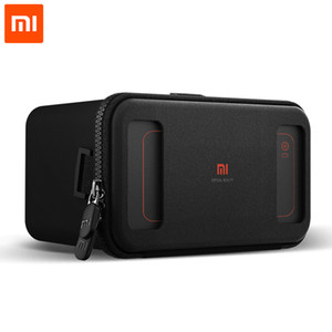 Wholesale Original Xiaomi Mi VR Play Toy Virtual Reality D Glasses VR C Box Lycra Material New For quot Phone Immersive VR Headset
