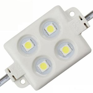 Wholesale Injection LED module Waterproof SMD LED advertising light module DC12V W led IP66 Colorful Modules