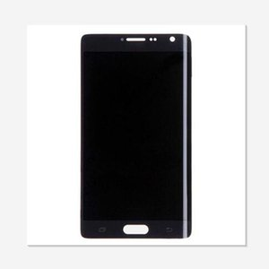 Wholesale 100 Original New Test Well LCD Touch Screen Digitizer Assembly For Samsung Galaxy Note Edge N915