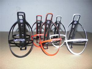 Wholesale Full carbon fiber Black White Red UD Matte UD Glossy top sale models of Light Weight water bottle cages holders