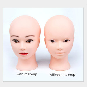 Wholesale T Mannequin Head Wigs Display Head Mannequin cap hat display head mannequin for