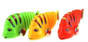 Wholesale On the chain toys wholesale series clockwork swing fish wholesale manufacturers of children's toys