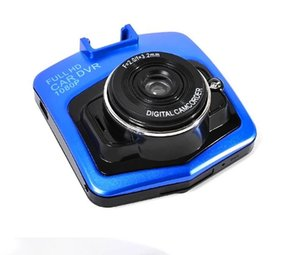 "Wholesale 200pcs1080P 2.4""LCD HD Car DVR Camera IR Night Vision Video Tachograph G-sensor Parking Video Registrator Camera RecordeFree send DHL"