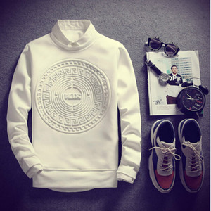 Wholesale New fashion hoodies men sweatshirt monty are printed men cool pullover hoodies men sweatshirts tracksuit