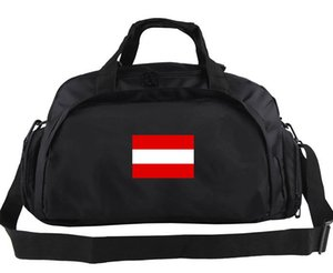 Wholesale Austria duffel bag Tough fabric tote Solid plus backpack Football luggage Sport shoulder duffle Outdoor sling pack