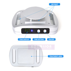Wholesale 2017 Mini Portable Home Use Cryo Fat Freezing Machine Lipo Slimming Machine CryoPad Body Shaper Slimming Machine DHL