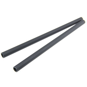 Wholesale rod supports for sale - Group buy CAMVATE mm Carbon Fiber Rods cm Length for DSLR Camera Rig Cage Shoulder Support