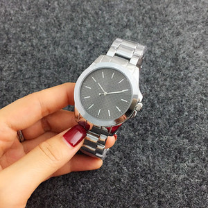 Wholesale Women quartz Watch Stainless Steel Luxury Lady Wristwatch Classic Simple design High Quality Watches