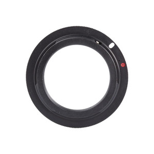 Wholesale ef lens adapter resale online - Freeshipping New Black Color M42 Lens to For Canon Camera EF Mount Adapter Ring D D D D D D
