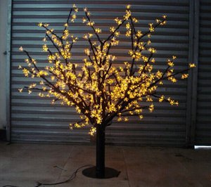 Wholesale The new provides LED light cherry tree Christmas tree lights light bead LLFA