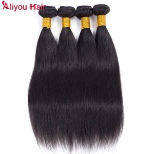 Wholesale Hot Hot Selling Peruvian Straight Human Hair Weave Bundles Top Quality Cheap Hair Extensions with Price Daily Deals Just for you