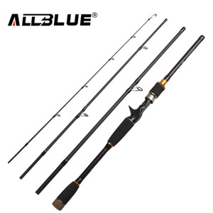 Wholesale 2017 New Fishing Rod Spinning Casting Rod 99% Carbon Fiber Telescopic 2.1M 2.4M 2.7M Fishing Travel Rod Tackle peche