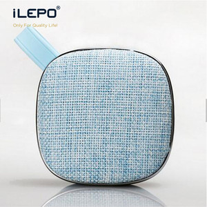 Wholesale Mini Soft Bluetooth Speakers Built in mAh Big Capacity Battery Surround Sound Speaker Rotary Volume Control Key