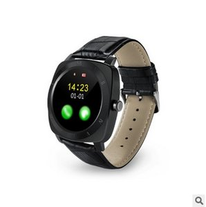 Foreign trade new X3 smart watch 1.5 inch full circle screen touch screen Bluetooth call can be inserted phone card quad-band call WeChat ca on Sale