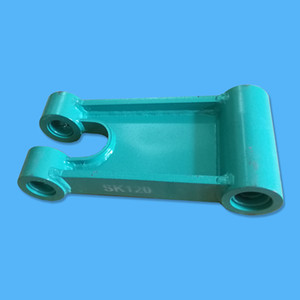 Wholesale bucket parts for sale - Group buy Excavator Link Conrod Bucket Link Part Number N795F1 for Arm Assy Fit SK120 SK120LC MARK III