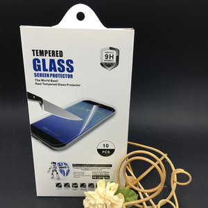 Wholesale For LG k20 plus lv5 Aristo Metropcs LV3 V3 MS210 K8 Grand X4 Z956 Tempered Glass Screen Protector Film ON5 G550