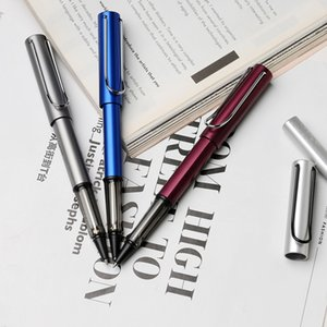 Wholesale Hot Sale pc Lamy AI star Metal Roller Ball Pen mm Smooth Writing Ballpoint Pens for Student Gift Stationery School Supplies