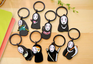 Wholesale New cartoon Spirited Away Soft decoration accessories Shoe Charms Flat PVC DIY Gadgets Novelty kids gifts