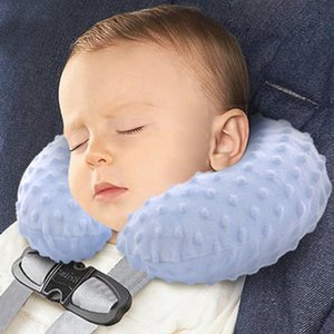 Inflatable U Shape Pillow for Travel inflatable Neck Pillow Travel Accessories Baby Kids Pillows for Sleep