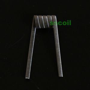 Ni80 28GA*4+40GA coil for RDTA RTA RDA diy vape shipping DHL