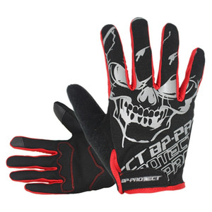 BPPROTECT Bicycle Touch Screen Gloves Full Finger Cycling Gloves Men Women Winter Warm MTB Long Glove Autumn Outdoor Sports