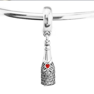 Pandulaso Celebration Time Dangle Charm Fits Pandora charms Bracelets Woman DIY Beads for jewelry making Authentic 925 Sterling silver