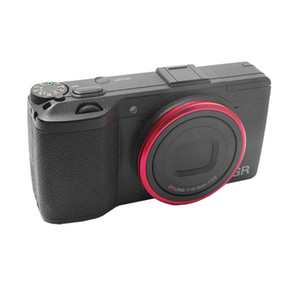 Wholesale Wholesale- Original Red Lens Ring for Ricoh GR  GR II GR2 LIMITED EDITION