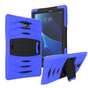 Case For Samsung Galaxy Tab A T580 T350 T280 E T560 Tab 4 T330 T230 P3200 Tab 3 Lite T110 Case Cover Tablet Shockproof Heavy Duty With Stand on Sale