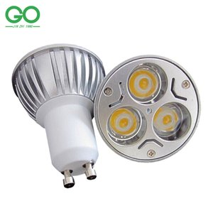 LED Spotlight 3W GU10 45mil Dimmable E27 Spotlights 110V 120V 220V 230V 240V Spot Lights Equal 30W Halogen Lamp Downlight on Sale
