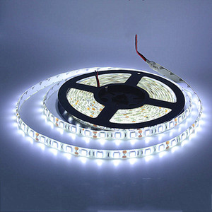 Wholesale 2835 RGB led strip waterproof M LEDs tape luminaria luz V Car home LED ribbon White Warm white Blue Red Green light