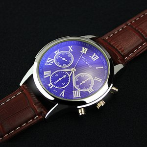 Wholesale New Silver Wrist Watch Men Top Brand Waterproof Luxury Famous Male Clock Quartz Watch Golden Wristwatch Quartz watch Relogio Masculino