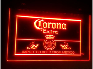 Corona Mexico beer bar pub club 3d signs led neon light sign home decor crafts
