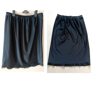 Wholesale European and American manufacturers selling the new summer slip women s in petticoat Lace Petticoat backing gloss anti underskirt
