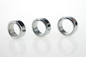 New Stainless Steel 304 Cock Ring Metal Cockring for Man Penis glans ring dick ring,Male Chastity Device bdsm sex Toys