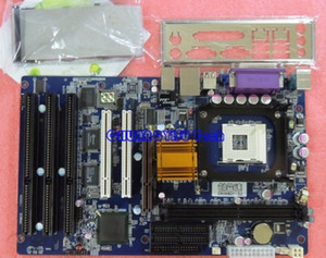 Wholesale motherboard isa resale online - Industrial equipment board for CYSMBD GL3 GV Motherboard with ISA PCI slots COM IDE socket VGA One year warranty
