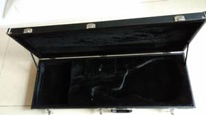 Custom Diamond Series Prince Cloud Bass   Could Guitar Prince Symbol Electric Guitar Black Leather Hardcase Electric Guitar Hard Shell Case