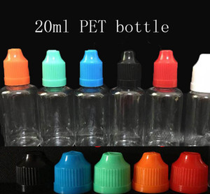 Wholesale Best price Needle Droppe bottle PET ml plastic Empty E Liquid Oil Bottle with Childproof Cap Plastic Packaging