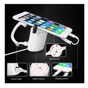 Wholesale universal mobile security display stand zinic alloy and stainless steel Material and Yes Charger metal phone bracket holder