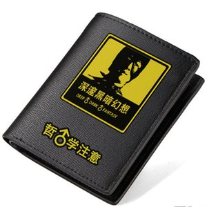 Wholesale time holder resale online - Billy Herrington wallet Time to wake up purse Aniki short long cash note case Money notecase Leather burse bag Card holders