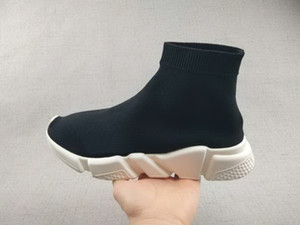 chaussures de sport dropshipping achat en gros de-news_sitemap_home2020 nouvelle chaussette noire bottillons sport Chaussures de course formation Sneakers chaussures Vitesse Knit Sock Haut Top Sneakers formation Dropshipping Accepted