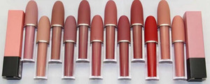Wholesale new brand makeup lustre lipgloss rouge lipstick g Different color