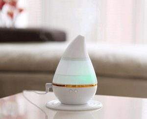 Wholesale Mini Portable Mist Maker Aroma Diffuser Ultrasonic Aroma Humidifier Aromatherapy White Blue USB Diffuser For Car Home Office