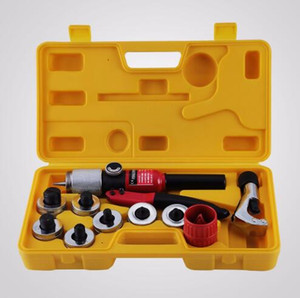 Wholesale Hydraulic Tube Expander Swaging 7 Lever Expander Tools Kit HVAC Tool with Case Tubing Expanding Swaging Kit